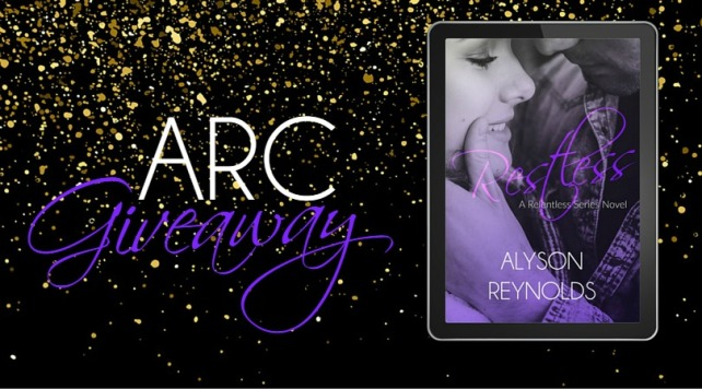 ARC Giveaway Restless