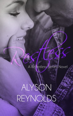 Restless Cover