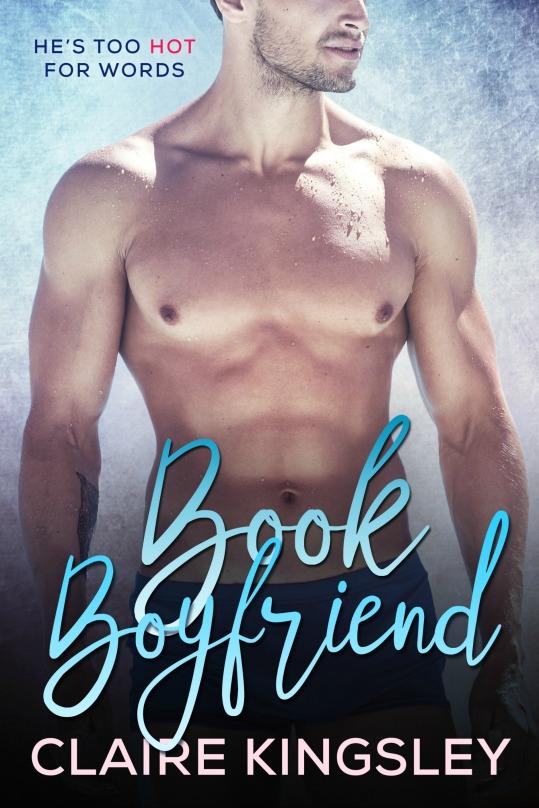 Book Boyfriend Ebook Cover