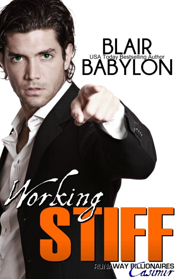 Working Stiff Ebook Cover