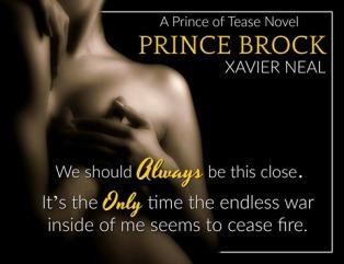 Prince Brock Teaser Close