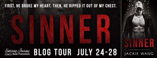sinner tour banner