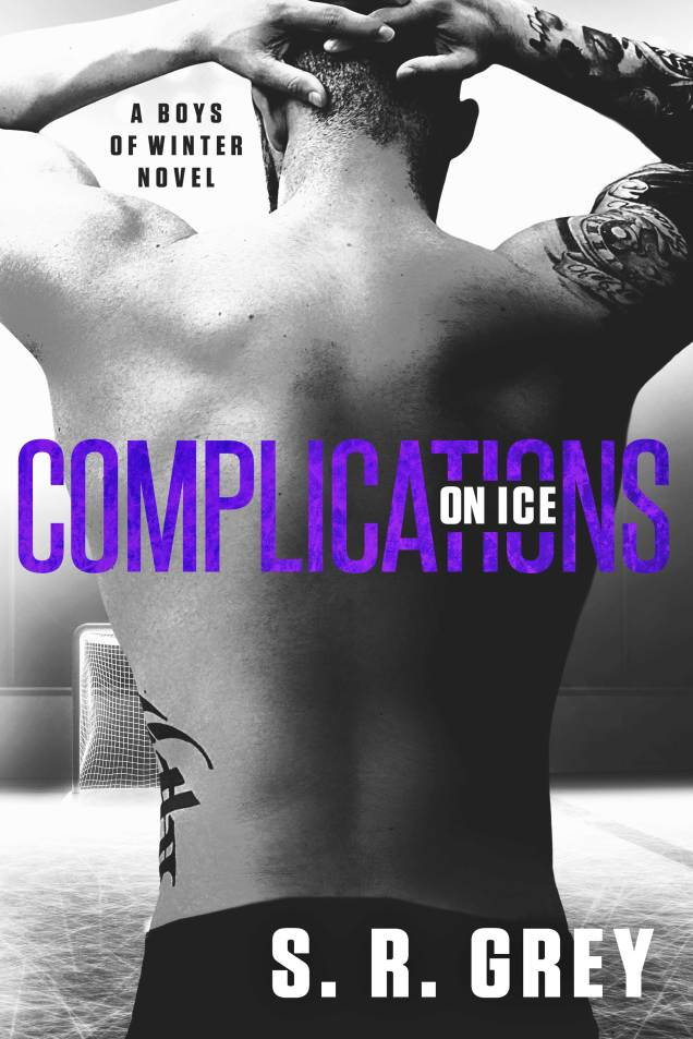 ComplicationOnIce.Ebook-Amazon