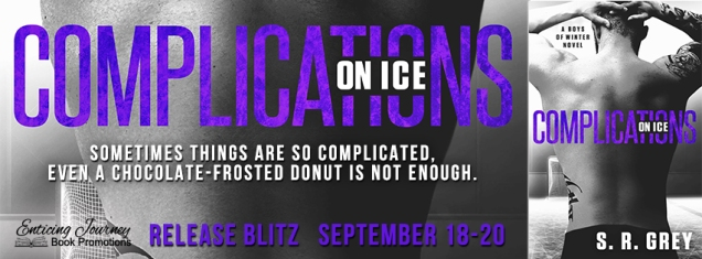Complications on Ice Banner