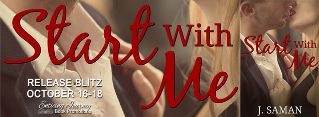 Start With Me Release Banner