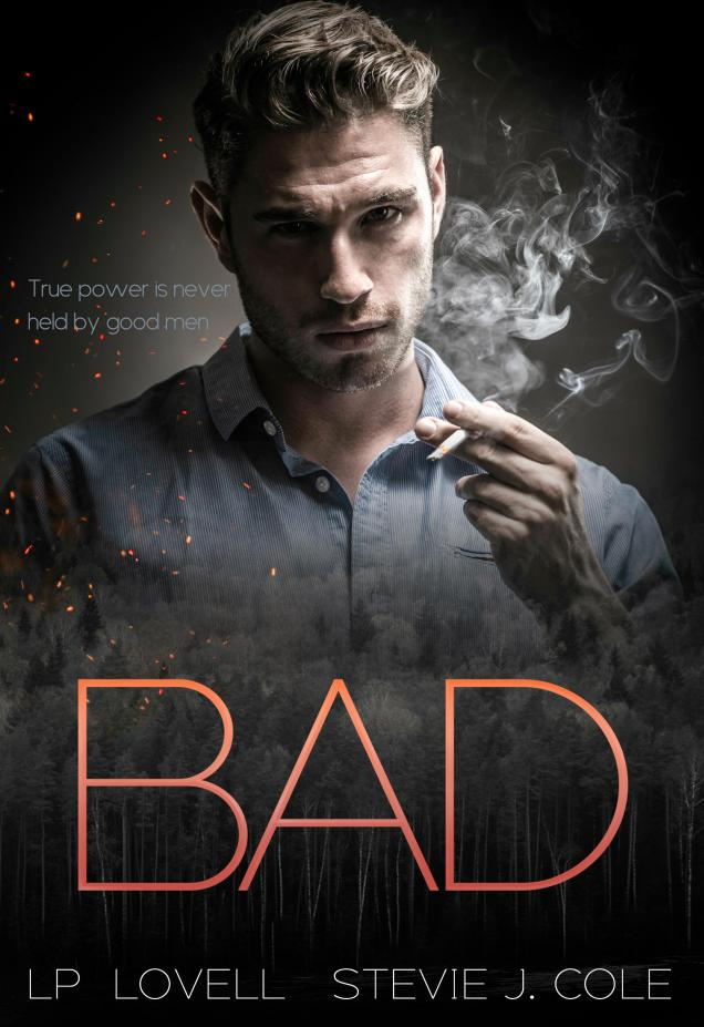 Bad ebook Cover