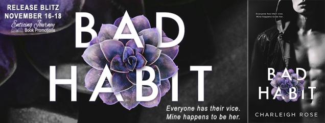 Bad Habit Banner