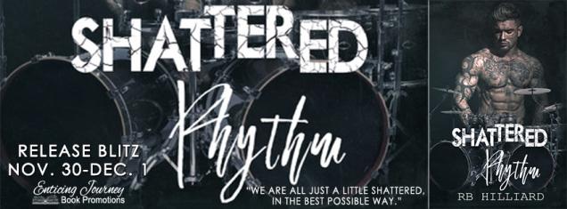 shattered rhythm release banner