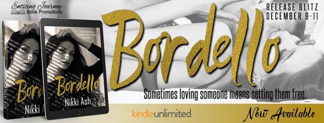 Bordello Release Banner
