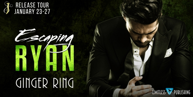 Escaping Ryan Tour banner