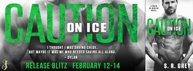 Caution on Ice Banner