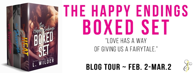 Happy Endings Box Set Tour Banner