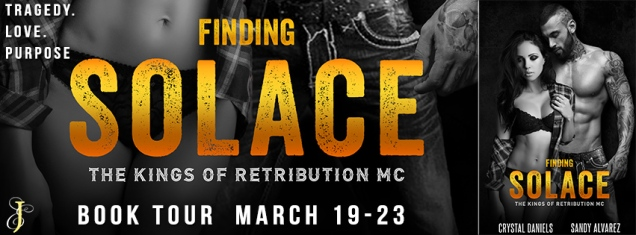 Finding Solace tour banner