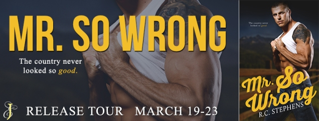 mr. so wrong banner