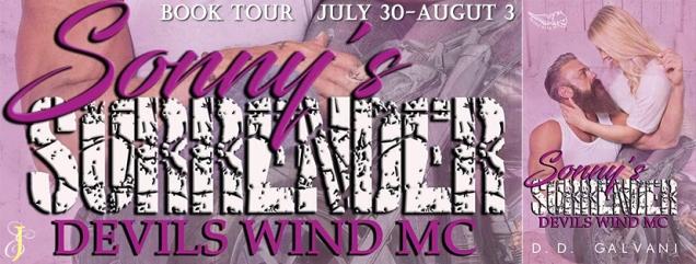 Sonny's Surrender Tour Banner