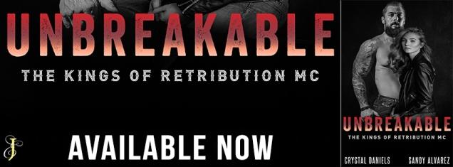 Unbreakable_kings of retribution mc release banner