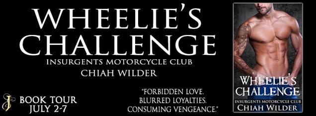 wheelie's challenge tour banner