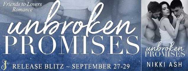 Unbroken Promises Banner