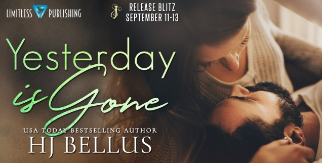 Yesterday Is Gone Release Banner