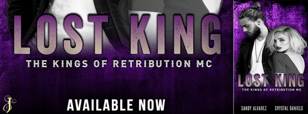Lost King Release Banner