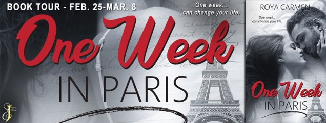 One Week In Paris Tour Banner