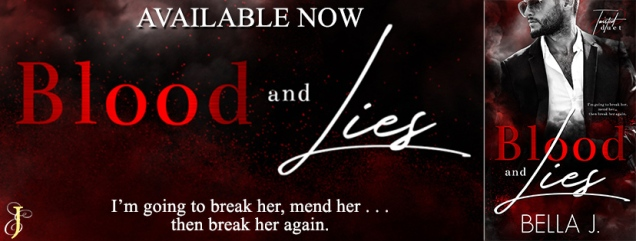 Blood and Lies Banner