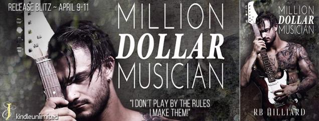 Million Dollar Musician Banner