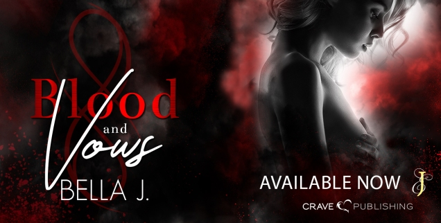 Blood and Vows Release Banner