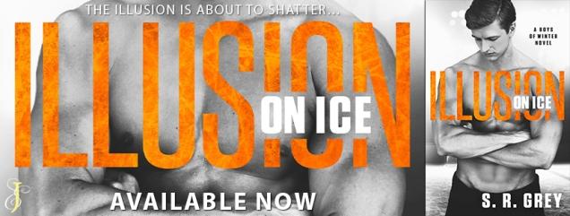 Illusion On Ice Banner