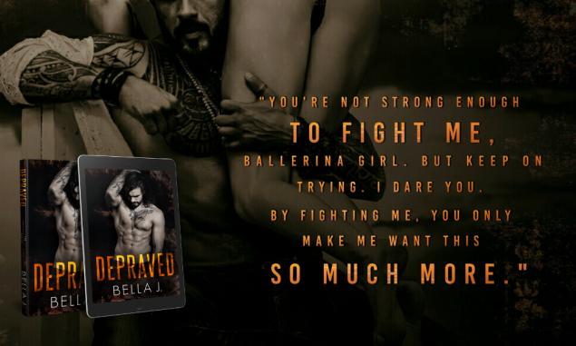Depraved Teaser 6 cover