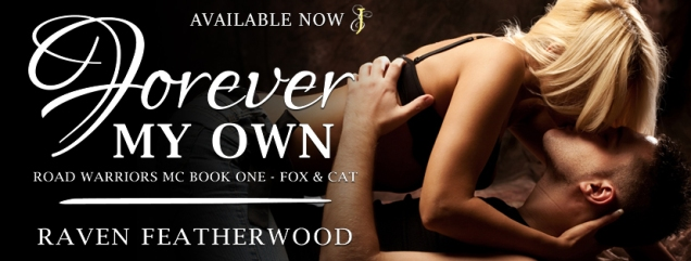 Forever My Own Release Banner