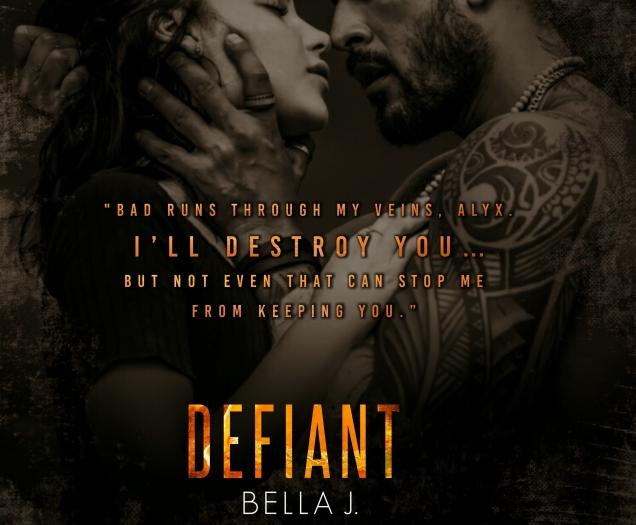 Defiant Cover Reveal Teaser