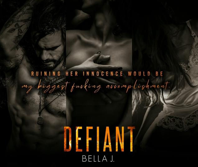 Defiant Teaser Collage Release Kit