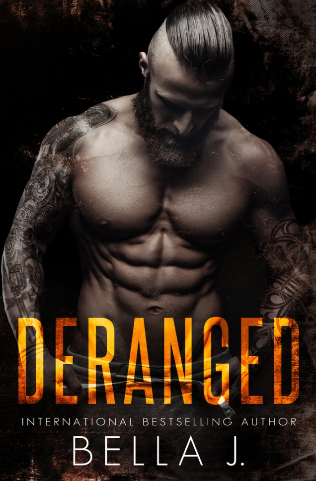 Deranged Ebook Cover
