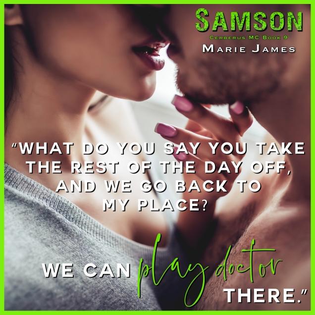 Marie James Samson T1