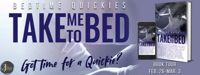 Take Me To Bed Tour Banner