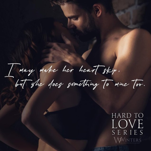 Hard to Love Excerpt Teaser